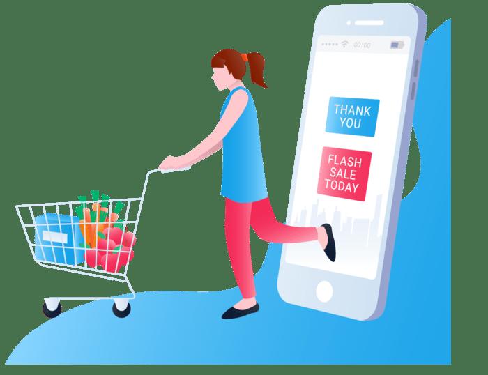 Online Shopping - Vanfly