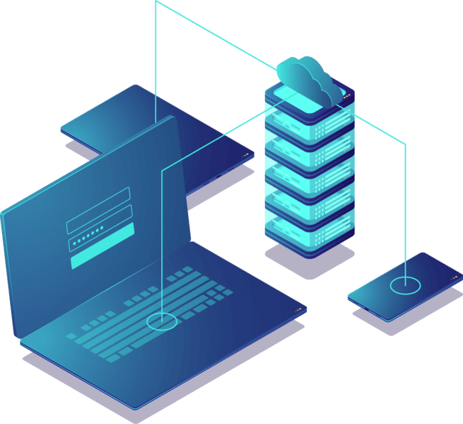Server & Hosting - Vanfly